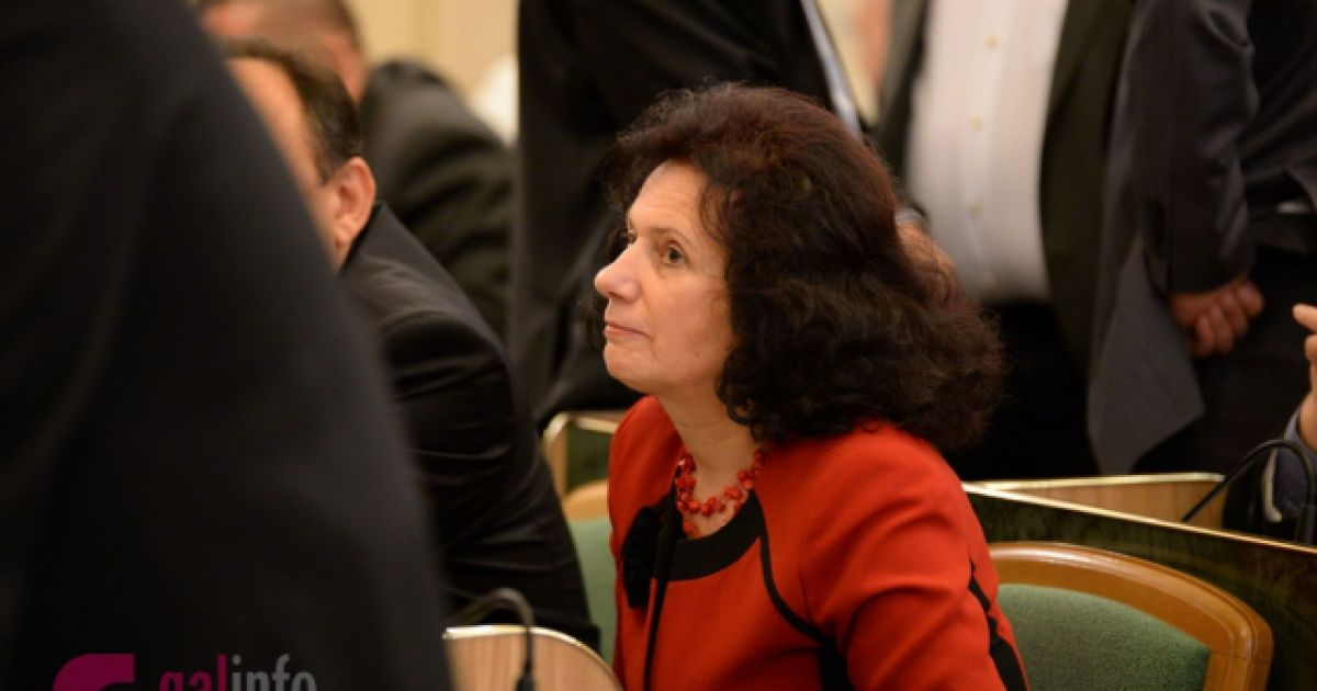 От коронавируса умерла депутат Львовского облсовета