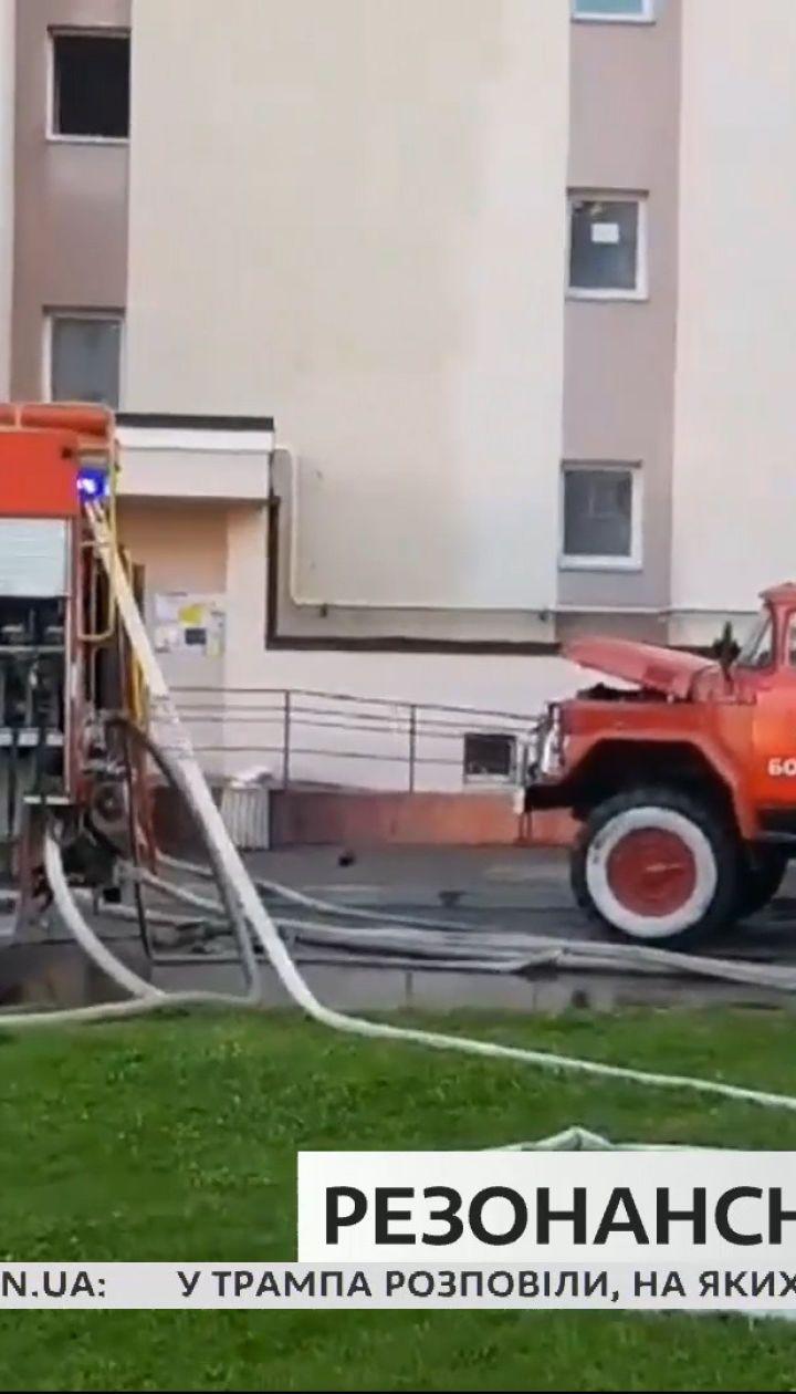Трагедія могла бути меншою: як гасили пожежу на Софіївській Борщагівці