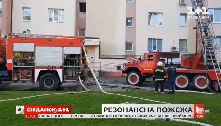 Трагедия могла быть меньше: как тушили пожар на Софиевской Борщаговке
