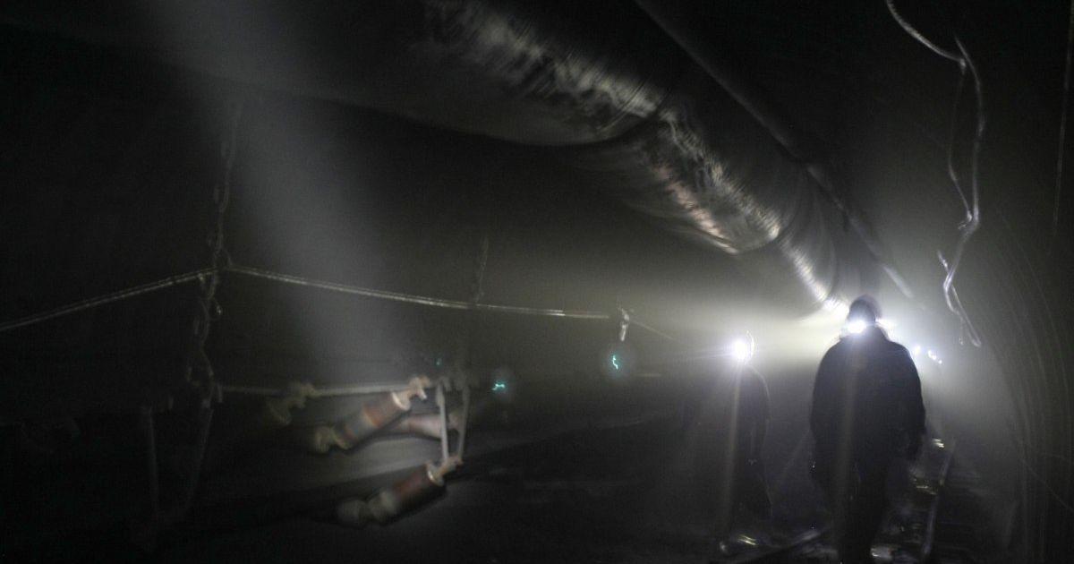На шахте в Кривом Роге током убило 27-летнего работника
