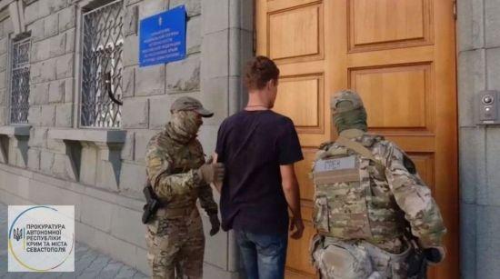 Поехал отдыхать на полуостров: оккупанты в Крыму отправили в СИЗО 22-летнего украинца