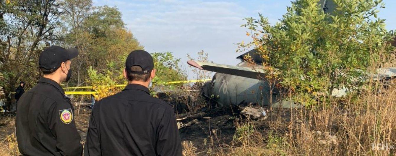 Единственный выживший в авиакатастрофе под Харьковом рассказал о своем спасении