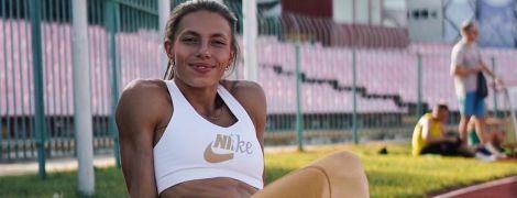 Бех-Романчук с лучшим прыжком в сезоне выиграла этап Бриллиантовой лиги (видео)