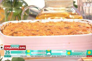 "Осенние завтраки: готовим греческую запеканку ""мусаку"""