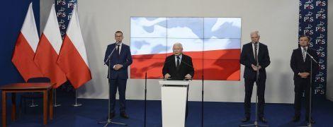 У Польщі домовилися про нову коаліційну угоду
