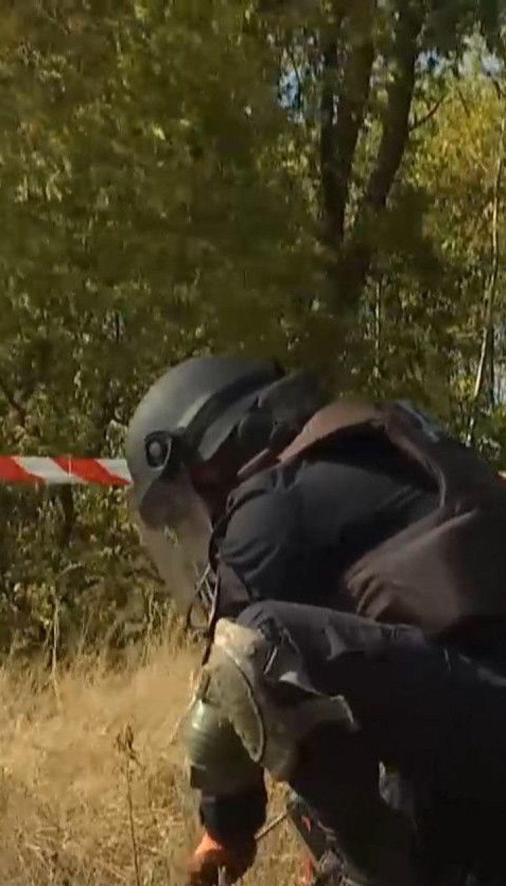 Упродовж року сапери знищили понад 32 тисячі вибухонебезпечних предметів у зоні ООС
