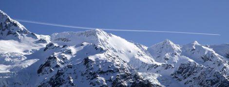 В Альпах неочікувано рано випав сніг, подекуди - рекордний рівень