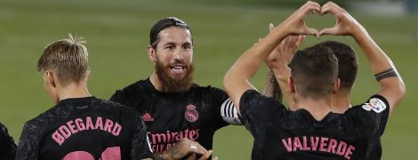"""""""Реал"""" в волевом стиле одержал первую победу в новом сезоне Ла Лиги (видео)"""
