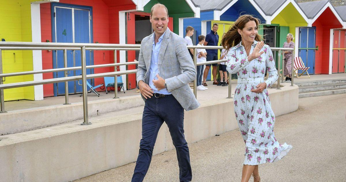 Принц Уильям и Кейт Миддлтон поделились трогательным фото с подросшими детьми
