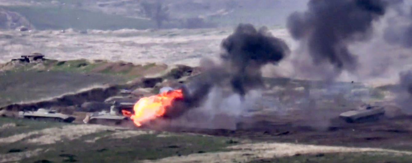 Азербайджан назвал условие прекращения военной операции в Нагорном Карабахе