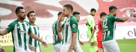 Два голи та асист: Кравець став героєм дебютного матчу за турецький клуб (відео)