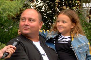 Юрий Ткач рассказал, работают ли они с женой над пополнением в семье