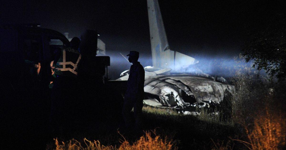 Родственникам погибших в катастрофе Ан-26 начали выдавать тела для захоронения