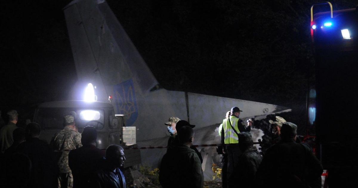 """""""Ложь и манипуляция"""": в Воздушных силах ВСУ опровергли версию Кучера по авиакатастрофе Ан-26"""
