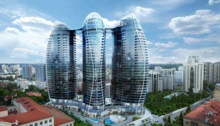 Київ опинився на першому місці у Європі за кількістю хмарочосів