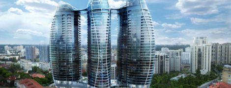 Киев оказался на первом месте в Европе по количеству небоскребов