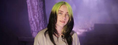 18-річна Біллі Айліш зняла документальний фільм про себе