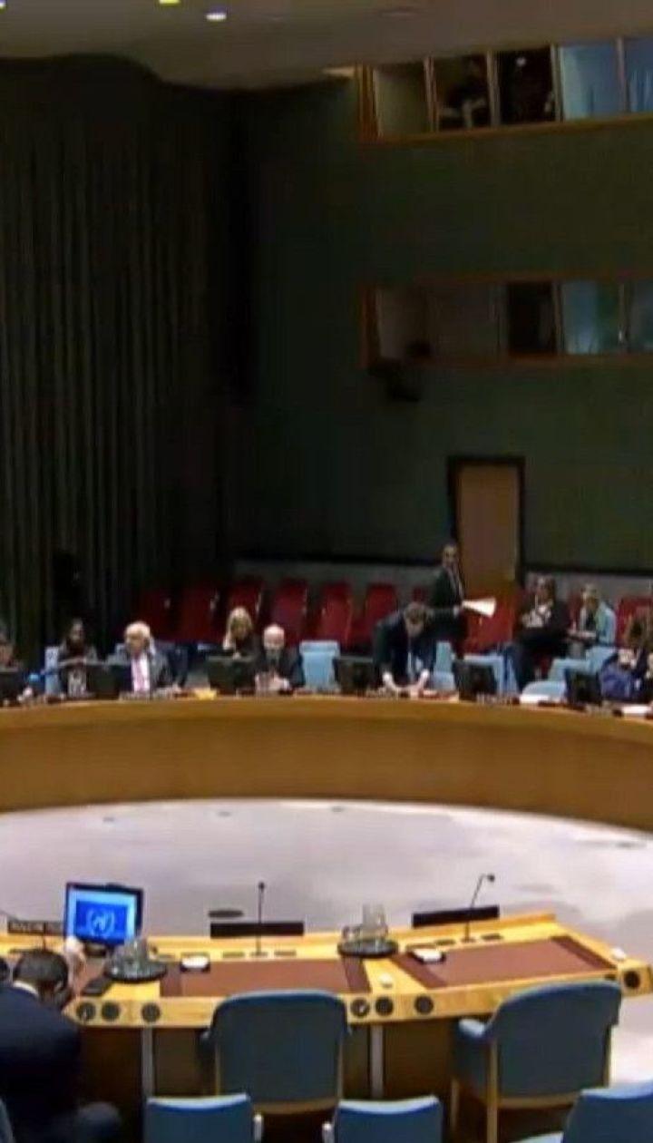 Совбез ООН призвал Армению и Азербайджан прекратить боевые действия и сесть за стол переговоров