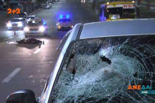 Трагический финал аварии в столице: пешеход пытался перебежать через двойную сплошную