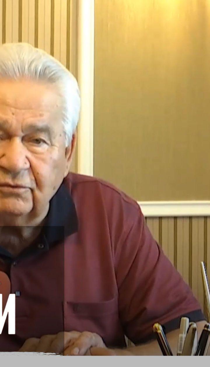 Витольд Фокин заявил, что не видит войны между Украиной и Россией – Секретные материалы