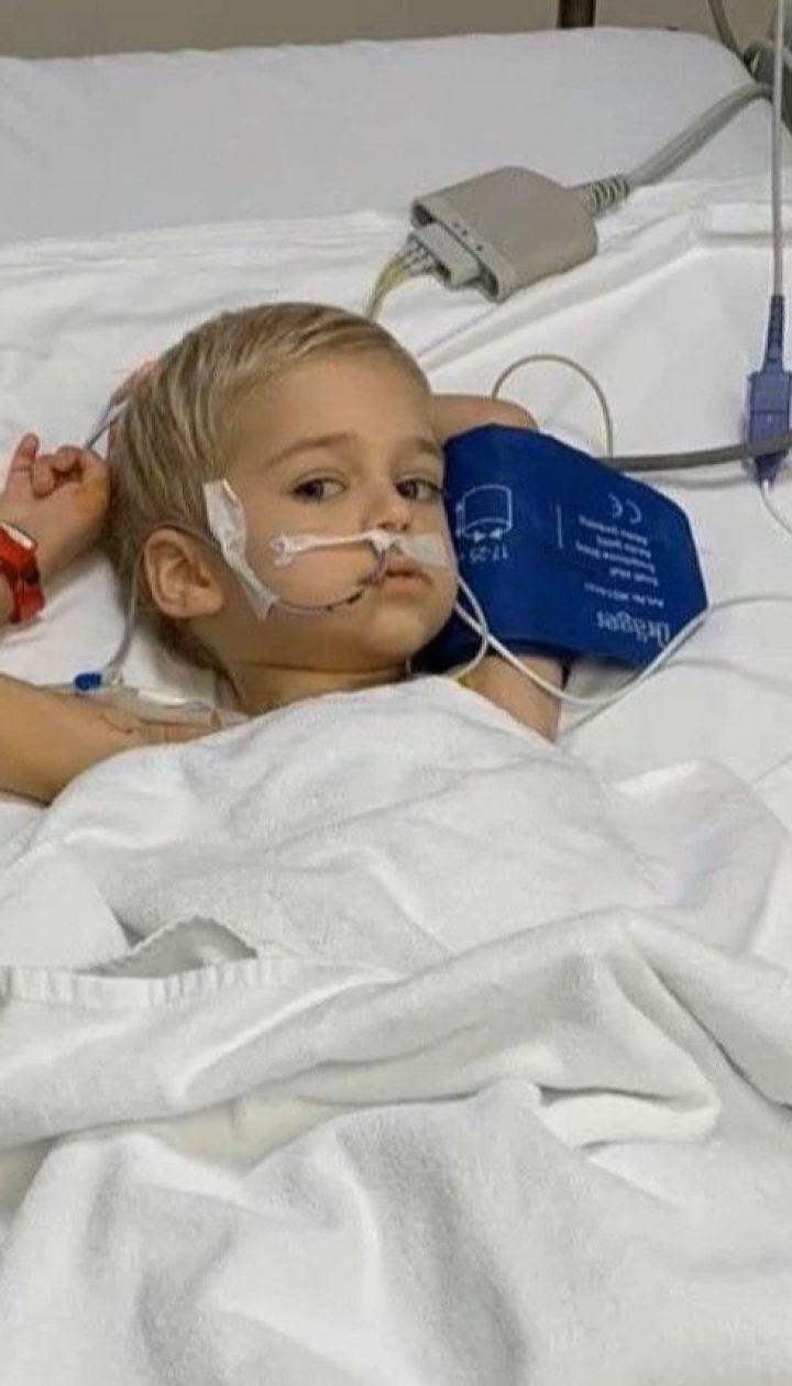 Дворічний Давид, у якого відмовили нирки, потребує негайної допомоги небайдужих