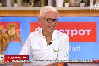 """Почав працювати в ІТ після 60: в гостях """"Сніданку"""" Віталій Лук'янчук, який пів року тому вразив країну"""