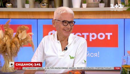 "Попал в ІТ после 60: в гостях ""Сніданка"" Виталий Лукьянчук, который полгода назад поразил страну"