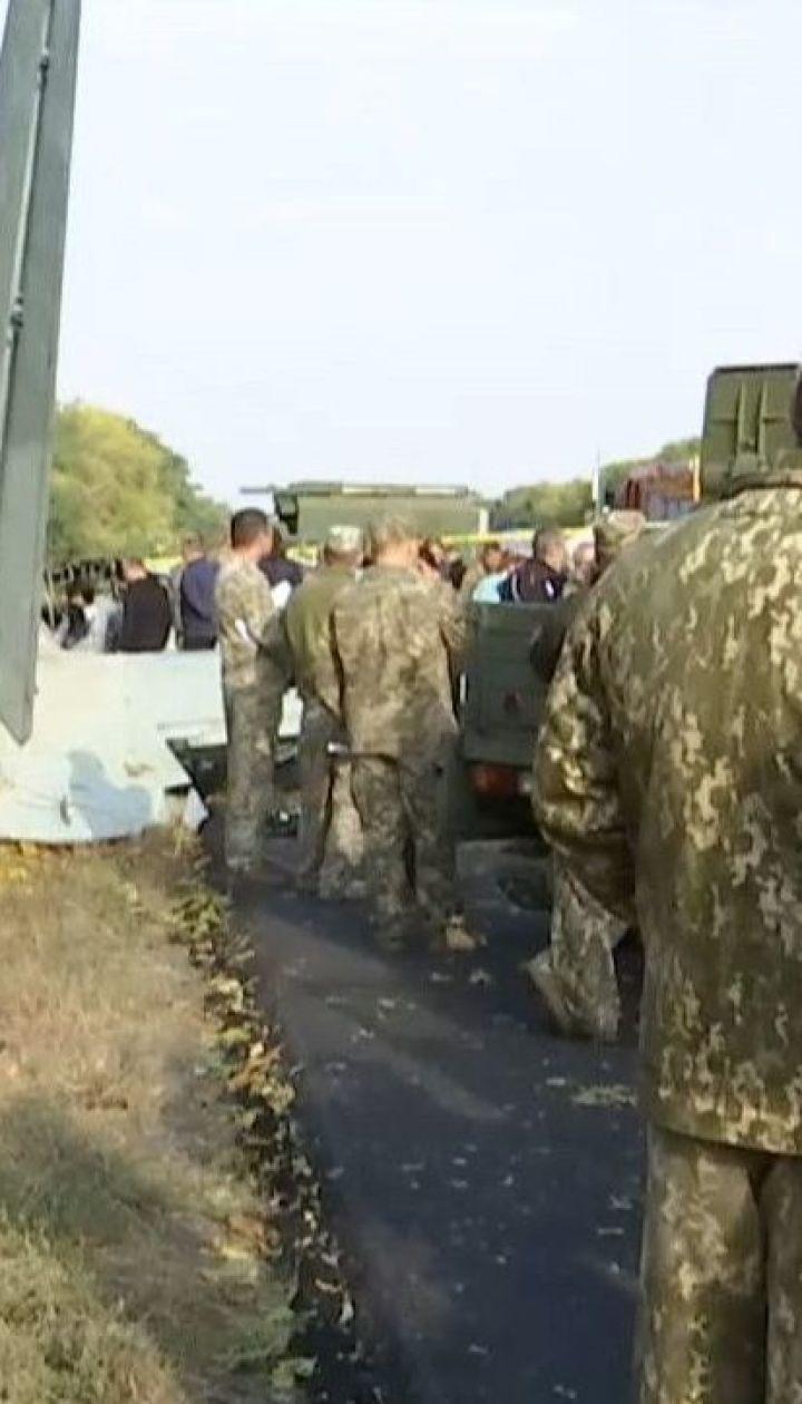 Следствие продолжается: черные ящики разбившегося под Харьковом Ан-26 почти расшифровали