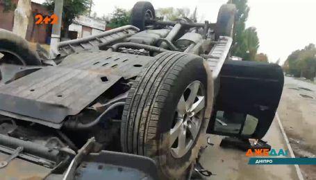 Огляд аварій з українських доріг за 1 жовтня 2020 року