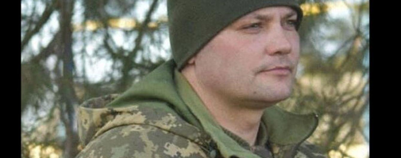В Днепре только через месяц похоронили военного, погибшего в пожаре на передовой