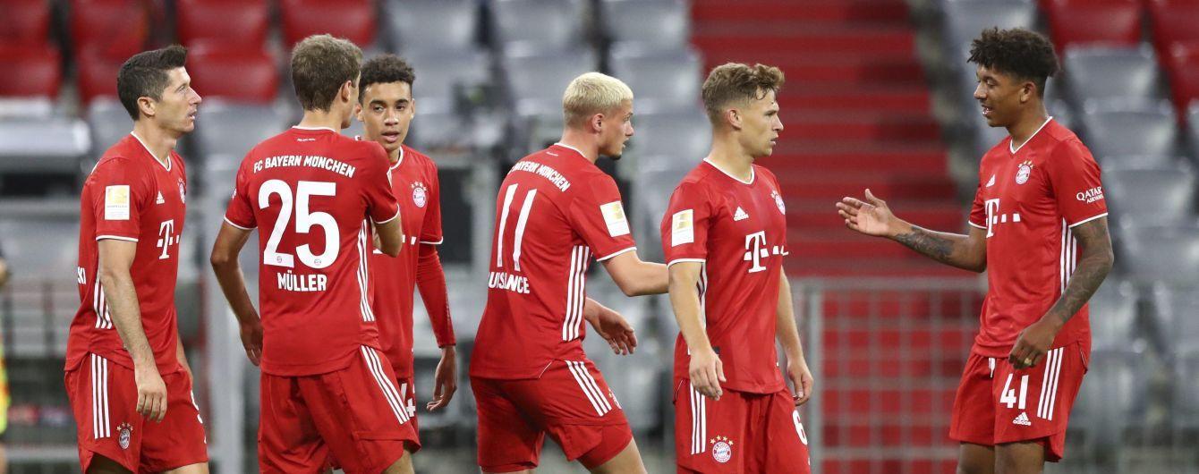 Бундеслига онлайн: результаты матчей 3-го тура Чемпионата Германии по футболу
