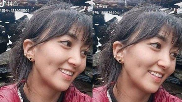 Блогерка з Китаю