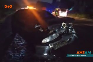 ДТП на украинских дорогах, которыми отметилась этот день