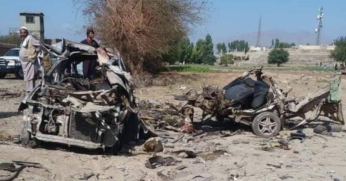 Десятки погибших и раненых: в Афганистане взорвали заминированный автомобиль