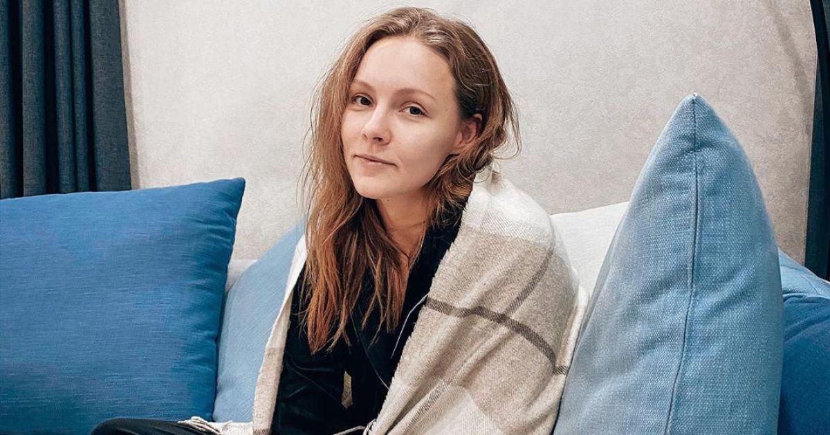 Хвора на COVID-19 Олена Шоптенко розповіла, як почувається