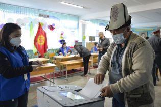 Заворушення у Киргизстані: ЦВК призначить повторні парламентські вибори до 6 листопада
