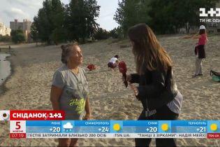 Найтепліша погода в Європі: як українці провели спекотні осінні вихідні