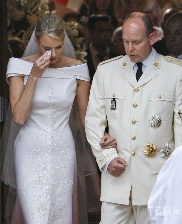 Князь Альбер II и княгиня Шарлин_5