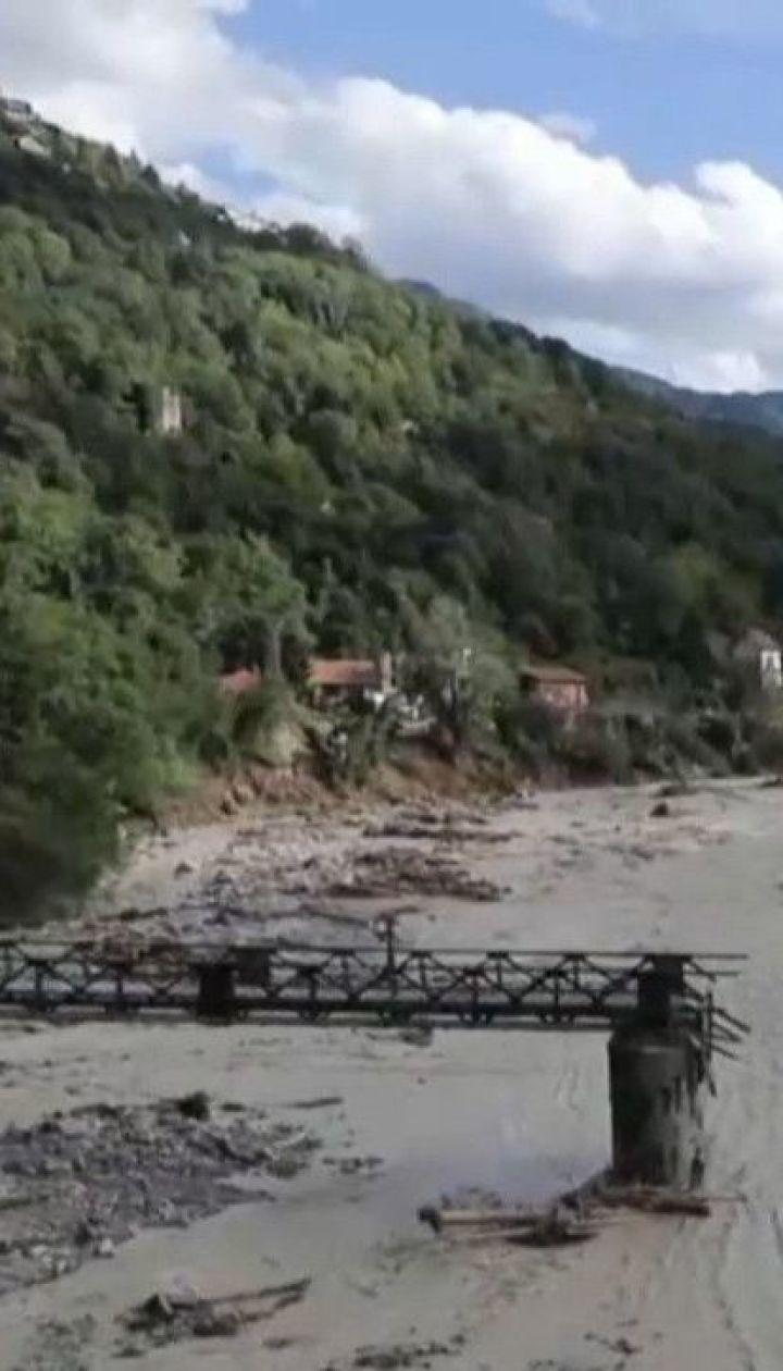"Непогода в Европе: минимум 5 человек стали жертвами мощного шторма ""Алекс"""