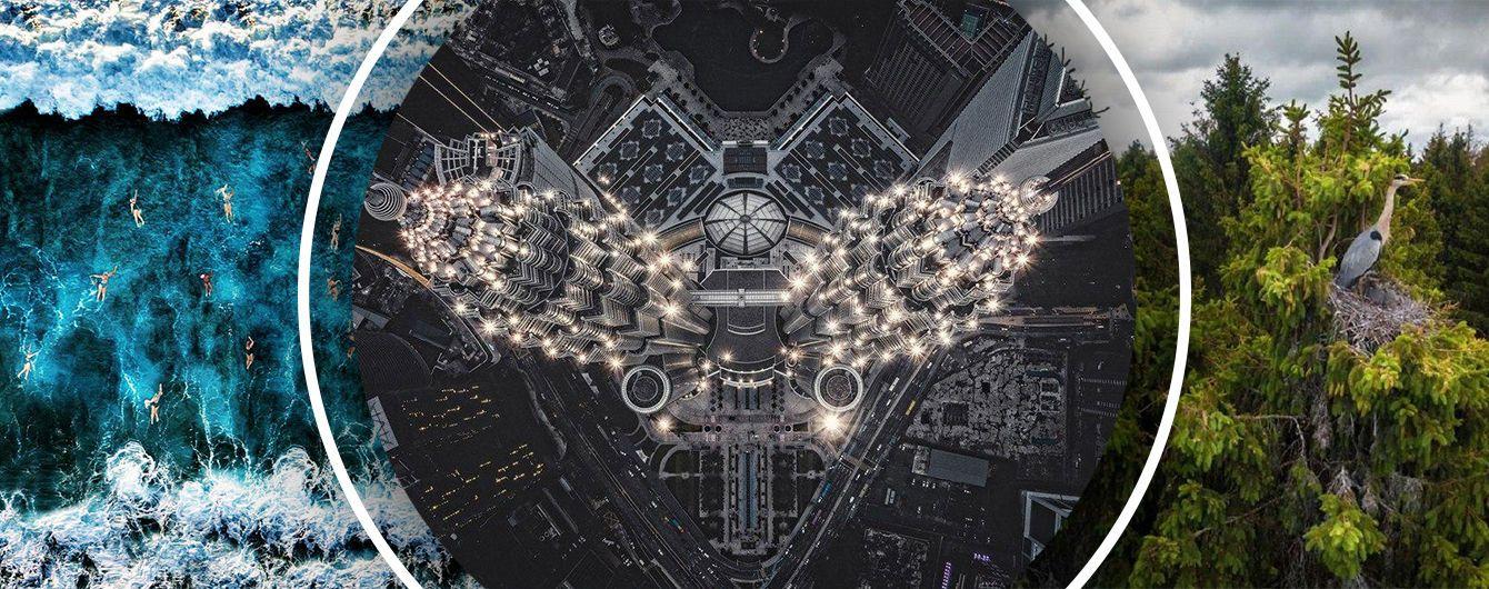 Погляд згори: переможці фотоконкурсу Drone Photo Awards 2020