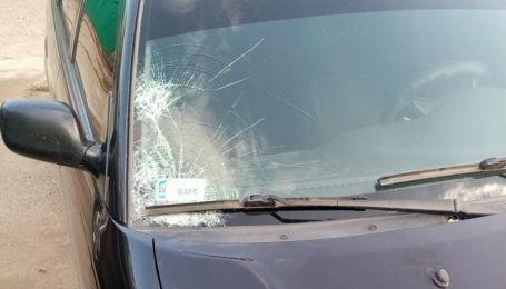 В Херсонской области пьяный водитель на еврономерах сбил ребенка и скрылся (фото)