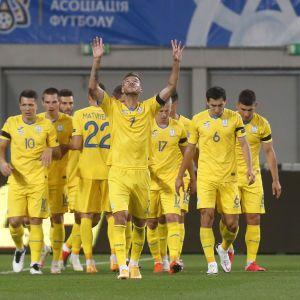 Украина на Евро-2020: календарь и расписание матчей