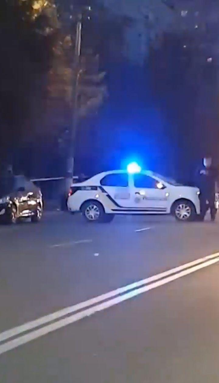 """У Броварах п'яний поліціянт збив двох людей на """"зебрі"""", одна жінка загинула на місці"""