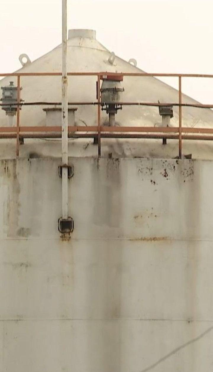 У Київській області спалахнув конфлікт навколо бази нафтопродуктів