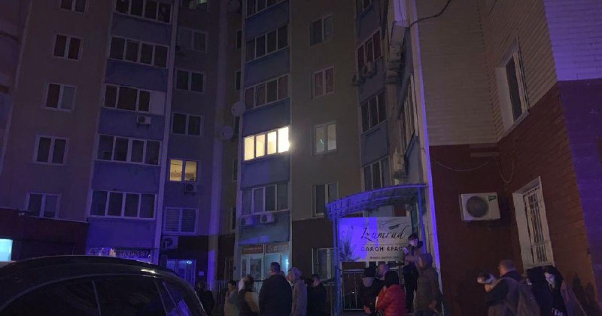 Спалив маленького сина через конфлікт з дружиною: подробиці трагедії в столичній багатоповерхівці
