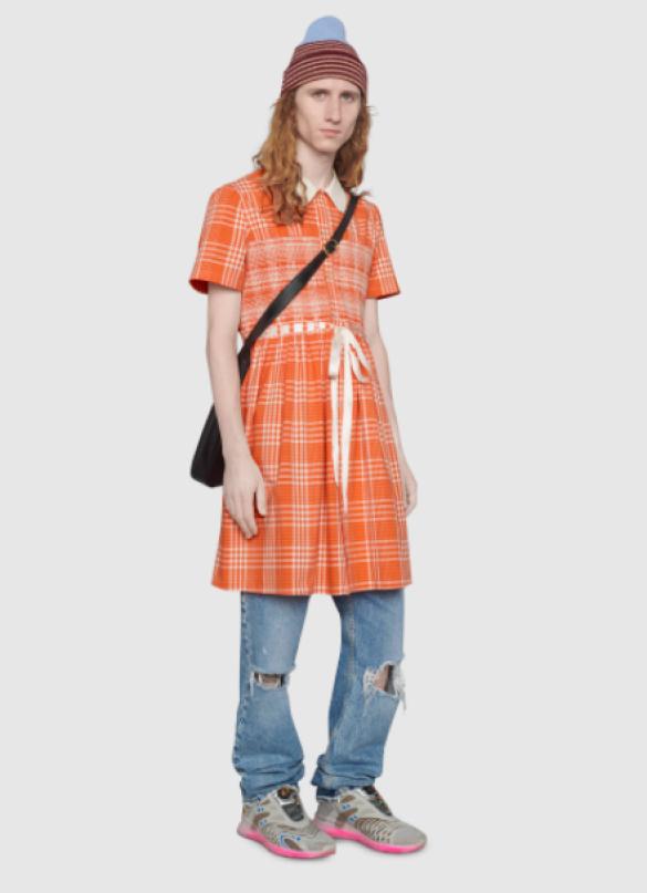 Платье для мужчин от Gucci_3
