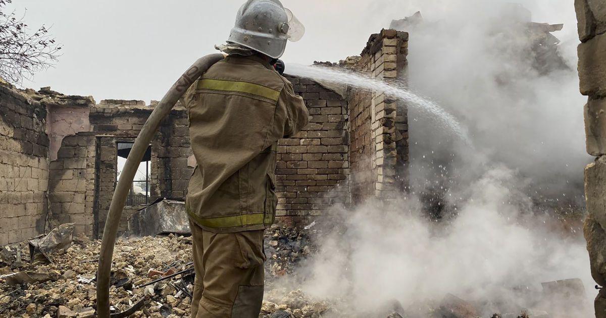 Правительство выделило 185 млн грн для пострадавших от пожара в Луганской области: кому и какая сумма предусмотрена