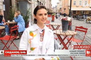 """Ковчег Украина: музыка"" Оксана Линев о своем особом проекте"