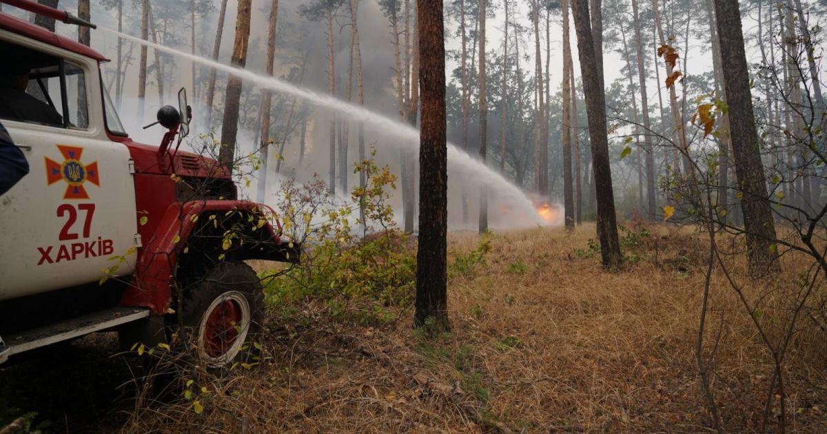 пожежа, ДСНС, рятувальники @ ДСНС