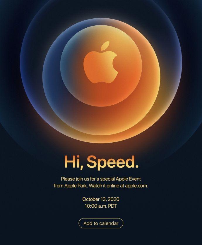 Apple презентація